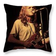 God Street Wine Throw Pillow