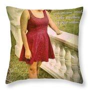 God Within Throw Pillow