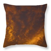 Gods Canvas Throw Pillow