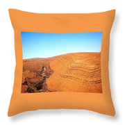 God's Fingerprint 14 Throw Pillow