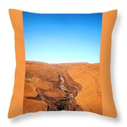 God's Fingerprint 15 Throw Pillow