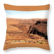 God's Fingerprint 18 Throw Pillow