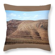 God's Fingerprint 3 Throw Pillow