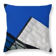 God's Light - Architectural Photography By Sharon Cummings  Throw Pillow