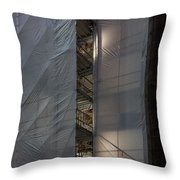 Gods Works Are Secret. Duomo. Milano Milan Throw Pillow