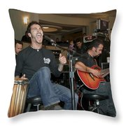 Godsmack Throw Pillow
