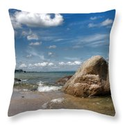 Goehren Throw Pillow