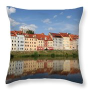 Goerlitz Germany Throw Pillow