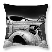 Goin' Nowhere Throw Pillow