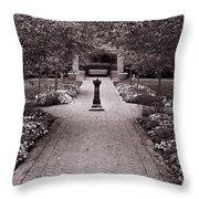 Golden Gate Park 1 Throw Pillow