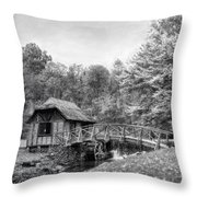 Gomez Mill Throw Pillow