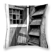 Abandoned But Proud #2 Throw Pillow