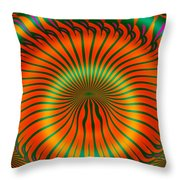 Gone For Good Throw Pillow
