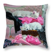 Good And Plenty Home Throw Pillow