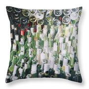 Good Life Throw Pillow by Lincoln Seligman