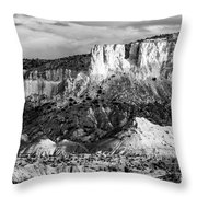Good Morning Ghost Ranch - Abiquiu New Mexico Throw Pillow