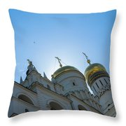 Good Morning History - Featured 2 Throw Pillow