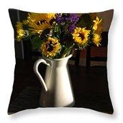 Good Morning Light Throw Pillow