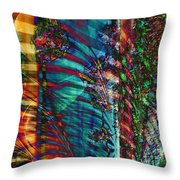 Good Morning Sunshine Throw Pillow