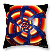 Good News By Jammer Throw Pillow