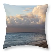 Good Times On Maui Throw Pillow
