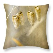 Good To Be Alone Throw Pillow