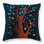 Good Wishes Throw Pillow