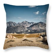 Goodale Pass Throw Pillow
