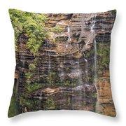 Gordon Falls Throw Pillow