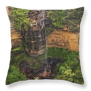 Wentworth Waterfall Throw Pillow