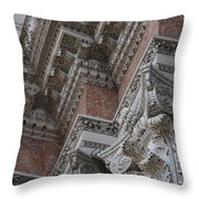 Gorgeous Corner Throw Pillow