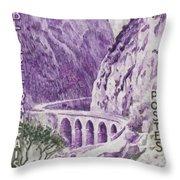 Gorges Kerrata Throw Pillow