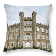 Gormanston Castle Throw Pillow