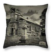 Gospel Center Church II Throw Pillow