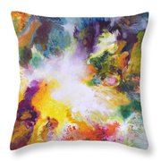 Gossamer Throw Pillow