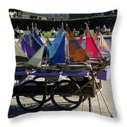 Got Wind Got Water Need Kids Throw Pillow