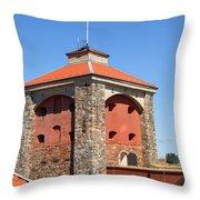 Gothenburg Fortress 03 Throw Pillow