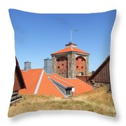 Gothenburg Fortress 05 Throw Pillow