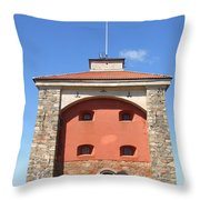 Gothenburg Fortress 07 Throw Pillow