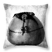 Gourd Art No. 1 Throw Pillow