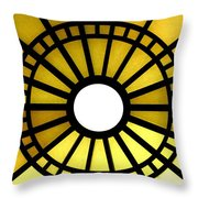 Government Throw Pillow