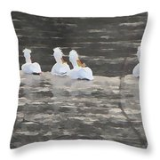 Grace In Life  Throw Pillow