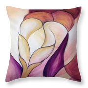 Grace In Plenty Throw Pillow