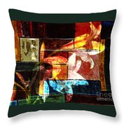 Gracefull  Throw Pillow