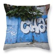 Graffiti-0579 Throw Pillow