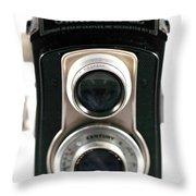 Graflex 22 Full View Throw Pillow