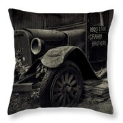 Graham Brothers One Ton Throw Pillow