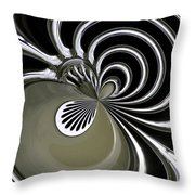 Graham Grille Orb Throw Pillow
