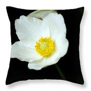 Gram's Garden Throw Pillow