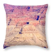 Gran Canyon 32 Throw Pillow